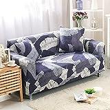 HM&DX Elastisch Polyester Sofa abdeckung Schutzhüllen,1-stück Floral All-inclusive- Sofaschonbezug Sofa throw Für Wohnzimmer 1 2 3 4 Sitzer Couch-T Sofa