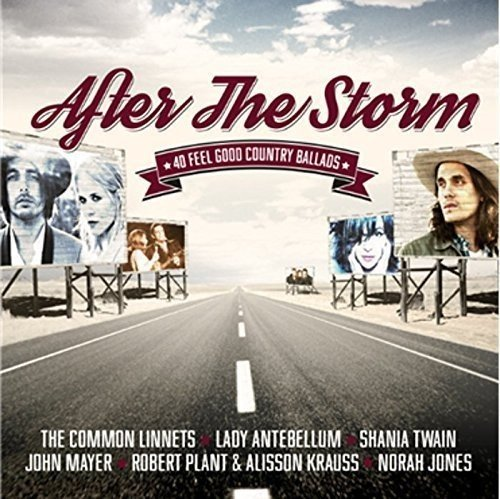 After The Storm - 40 Feel Good Country Ballads (June Carter-cd)