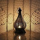 albena shop 73-117 Hudi orientalisches Windlicht Laterne (Gr.S = 29cm)