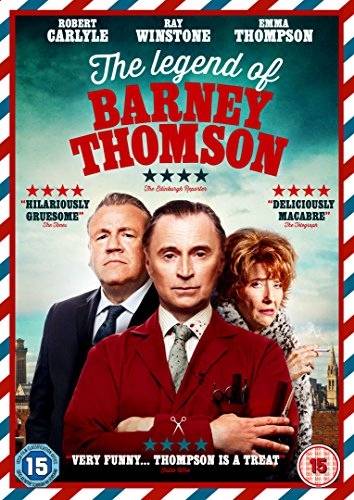 Icon Home Entertainment The Legend of Barney Thomson [DVD]