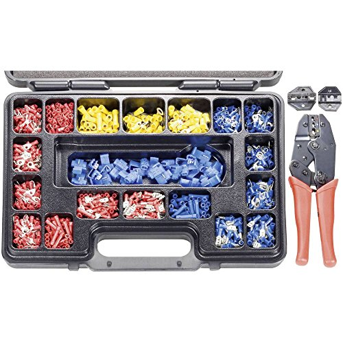Toolcraft 1004TLG. CRIMPZANGEN-Set