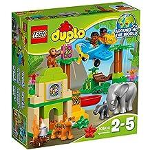 LEGO - Duplo Around The World 10804, Giungla - Scimmia Treno