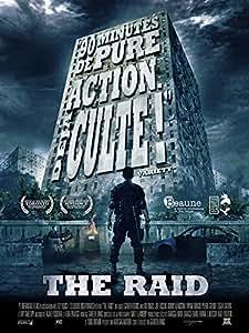 Affiche Cinéma Originale Grand Format - The Raid (format 120 x 160 cm pliée)