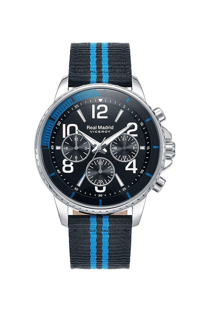 Viceroy Reloj Multiesfera para Hombre de Cuarzo con Correa en Nailon 42307-57