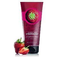 The Body Shop Strawberry Softening Body Polish, 200ml