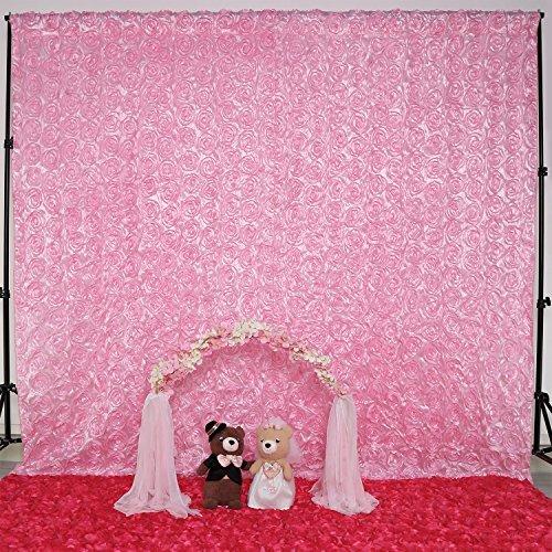 �matt gold Baby Dusche Dekorationen Pailletten Hintergrund Hochzeit Hintergrund Vorhang Dekoration, Textil, Matte gold, 12ftx8ft (Großhandel Halloween Dekoration)
