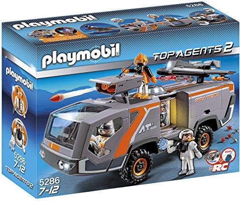Playmobil - Camión espía (5286)