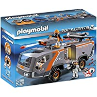 Playmobil 5286 Top Agents Agents Command Vehicle