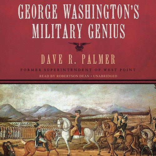 George Washington's Military Genius  Audiolibri