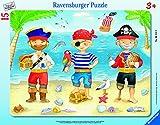 Ravensburger 0611222,9cm Piraten Entdeckungsreise Puzzle
