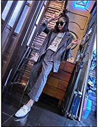 31ee30133fb ELECTROPRIME Women s Going Out Casual Daily Work Vintage Simple Street Chic  Spring Suit