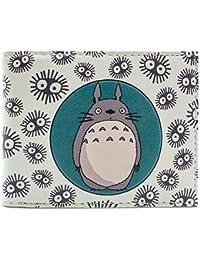 Cartera de Studio Ghibli My Neighbour Totoro Personaje Blanco