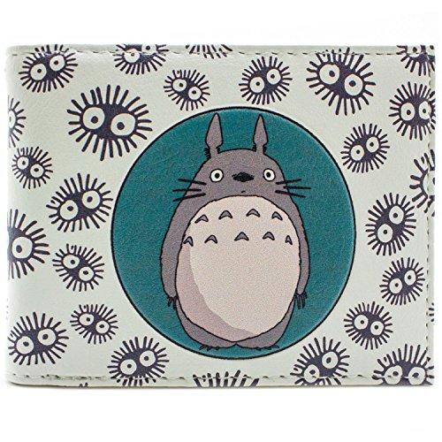 ghbour Totoro Charakter Weiß Portemonnaie Geldbörse (Totoro Und Mei Kostüm)