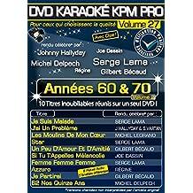 "DVD Karaoké KPM Pro Vol.27 ""Années 60 & 70 - 2"""