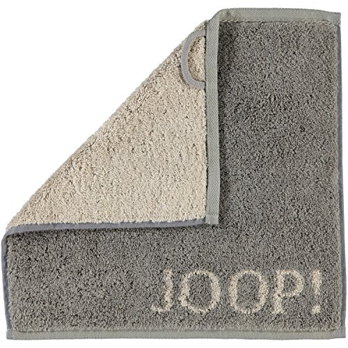 JOOP Classic, Seiflappen 30 x 30 cm, Serie 1600, Farbe 70 graphit