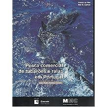 Pesca comercial de tubarões e raias em Portugal