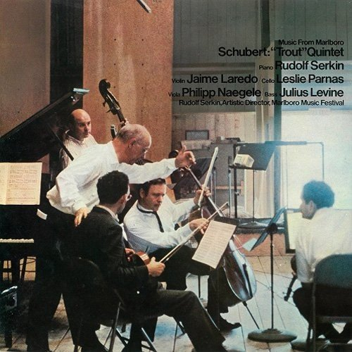 Schubert:Trount Quintet and Tw