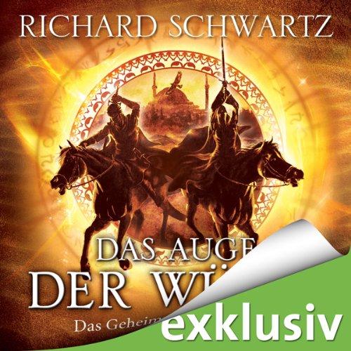 Buchseite und Rezensionen zu 'Das Auge der Wüste (Das Geheimnis von Askir 3)' von Richard Schwartz