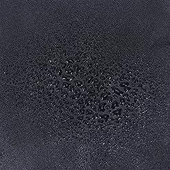 Vorcool, 2 copriruota per pneumatici, per auto, camion, rimorchi, camper, di colore nero, contro la polvere