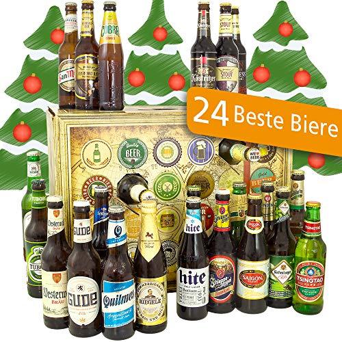 Bier Adventskalender Welt und Deutschland