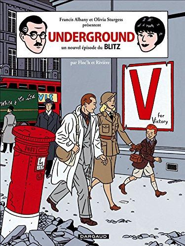 Albany - tome 0 - Underground