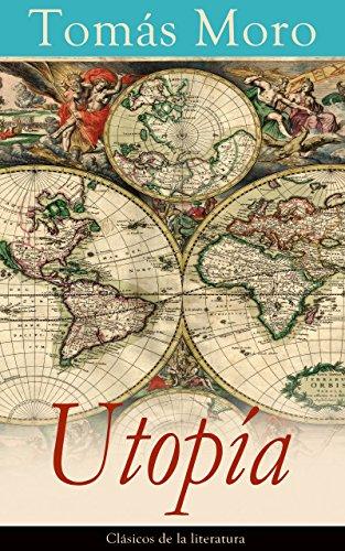 Utopía: Clásicos de la literatura por Tomás Moro