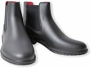 Schuhe Reitstiefelette Axona schwarz