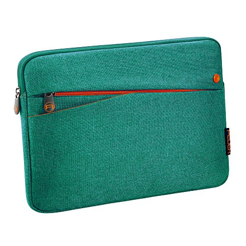 """PEDEA Tablet PC Tasche \""""Fashion\"""" für 10,1 Zoll (25,6cm) Tablet Schutzhülle Tasche Etui Case mit Zubehörfach, türkis"""
