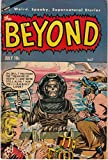 The Beyond - Issues 027 & 028 (Golden Age Rare Vintage Comics Collection Book 14) (English Edition)