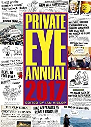 Private Eye Annual 2017 (Annuals 2017)