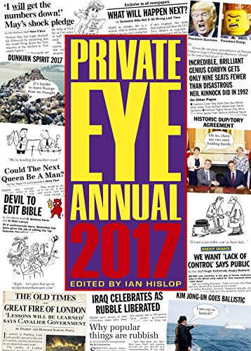Private Eye Annual 2017 (Annuals 2017)