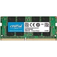 Crucial RAM CT8G4SFRA266 8GB DDR4 2666 MHz CL19 Laptop-Speicher