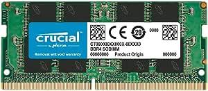 Crucial Ram Ct16g4sfra266 16gb Ddr4 2666 Mhz Cl19 Computer Zubehör