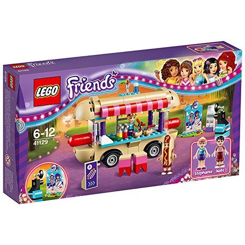 Preisvergleich Produktbild Lego Friends 41129 - Hot-Dog-Stand im Freizeitpark