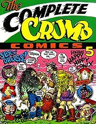 COMPLETE CRUMB COMICS #5, THE: Happy Hippy Comix