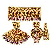 Radha Krishna Yellow Dress