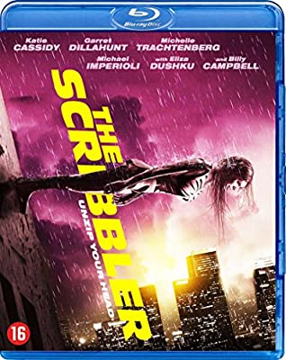 The Scribbler - Uncensored & Uncut (2014) [Blu-Ray]