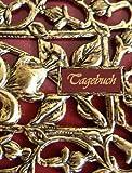 TageBuch - Red Ornament: Genug Platz für dein Leben -
