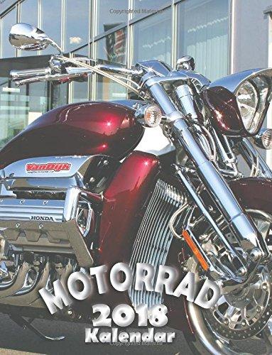 Motorrad 2018 Kalendar (Ausgabe Deutschland) por Wall Publishing