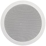 "ARCHITECH AP-611 6.5"""" 2-Way Single-Point Stereo In-Ceiling Loudspeaker"