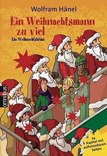 Ein Weihnachtsmann zu viel (Weihnachtskrimis, Band 5)