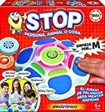 Educa Borrás - Stop. Persona, Animal o Cosa, juego de mesa (16589)