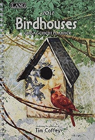 Birdhouses 2017 Planner