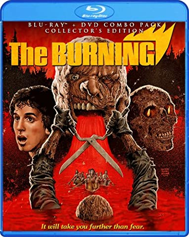 Burning: Collectors Edition [Blu-ray] [1981] [US Import]