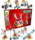 #9: SARTHAM Construction Toys, Mechanical Kit for Kids - Senior Techno (Age 6+)