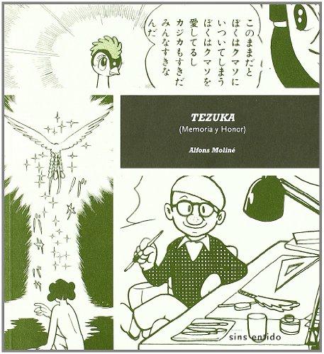 Portada del libro Tezuka: Memoria de honor (Sin palabras)
