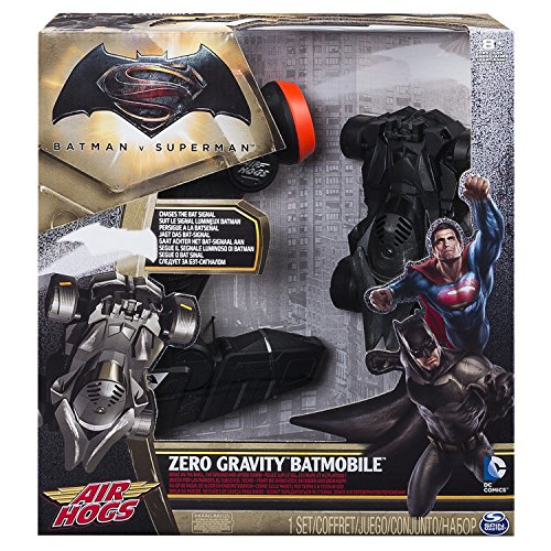 Air Hogs Spin Master 6026789 Zero Gravity Batmobile