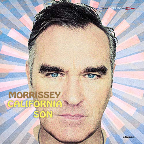 Morrissey / New album 'California Son' | superdeluxeedition