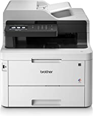 Brother MFC-L3770CDW Kompaktes 4-in-1 Farb-Multifunktionsgerät, weiß