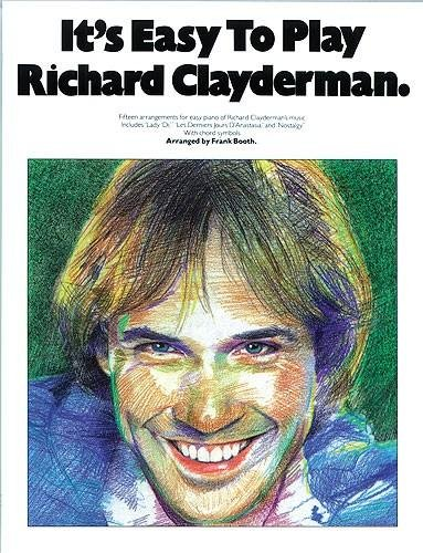 It's Easy To Play Richard Clayderman Book 1